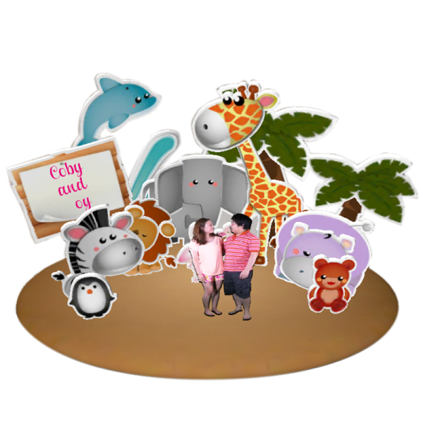 WedCam-MagicInvite-Zoo-Use-Your-Own-Card